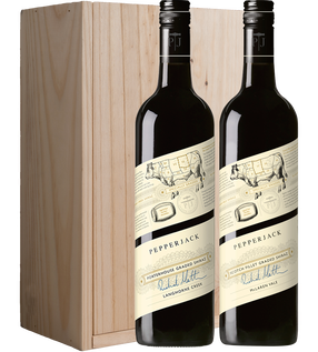 Pepperjack Graded Duo Gift Set