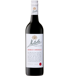 White Label Shiraz Cabernet 2018