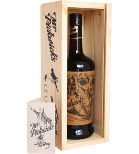 Mr Pickwick's Particular Tawny NV Gift Box